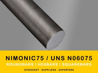 Nimonic75 Alloy Roundbars | Stockiest and Supplier