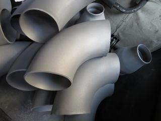 Titanium Elbows